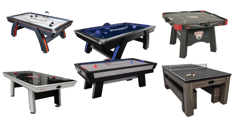 Atomic Air Hockey Tables – A Buying Guide